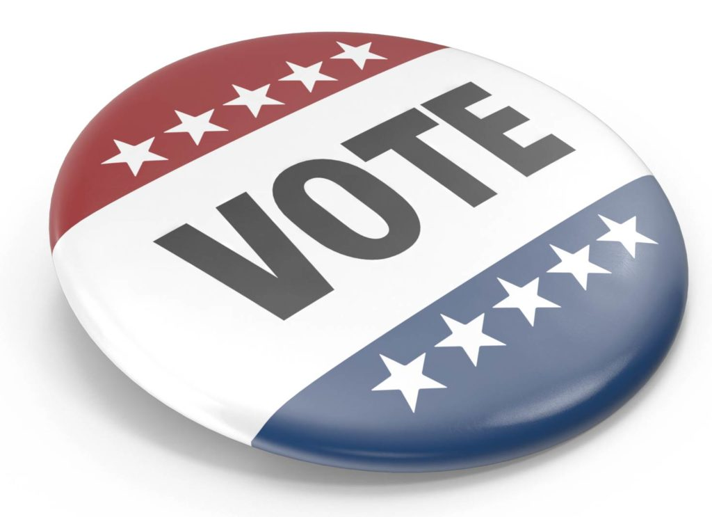 Remember to Vote!