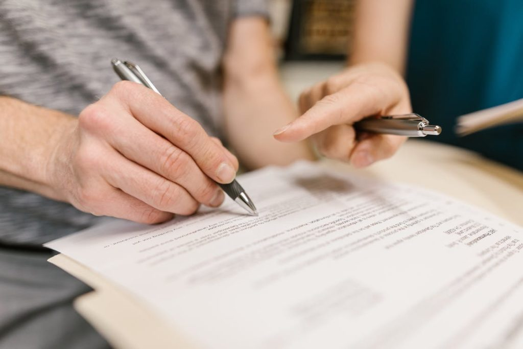 Limitations to Your Power of Attorney